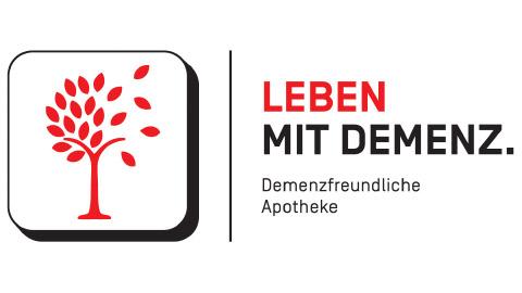 Logo: Demenzfreundliche Apotheke