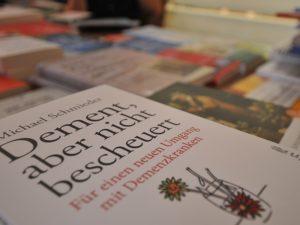 """: """"Dement, aber nicht bescheuert"""": Die Stadt Salzburg macht gemeinsam mit dem Carecamp auf das Tabuthema Demenz aufmerksam."""